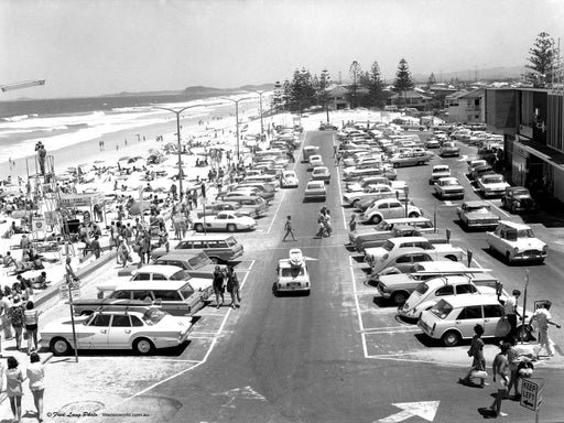 Gold Coast carpark