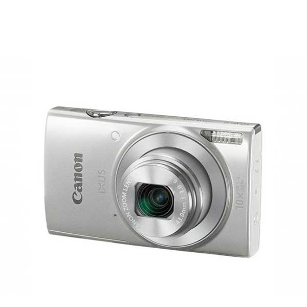 Canon IXUS 190 Digital Compact Camera Silver