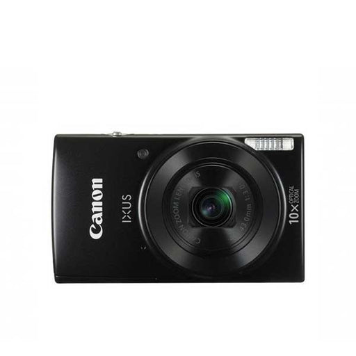 Canon IXUS 190 Digital Compact Camera Black