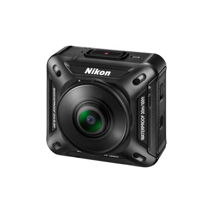 Nikon KeyMission 360 Dual Lens 4K UHD Digital Video Camera