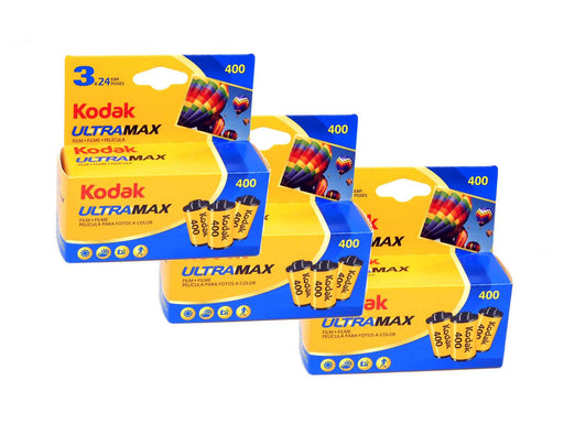 Kodak  400-24 3 roll 3 pack