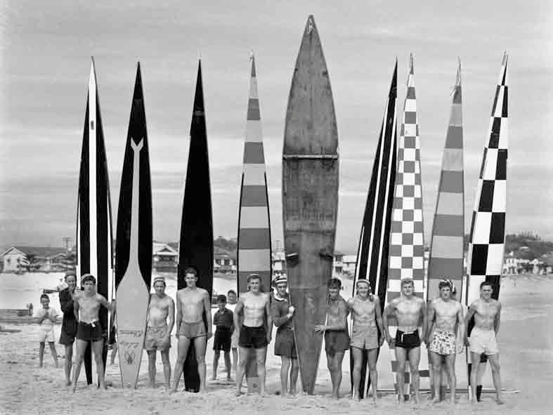 The Maroubra Boys 1950's