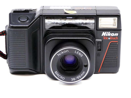 Nikon Tele Touch compact film camera