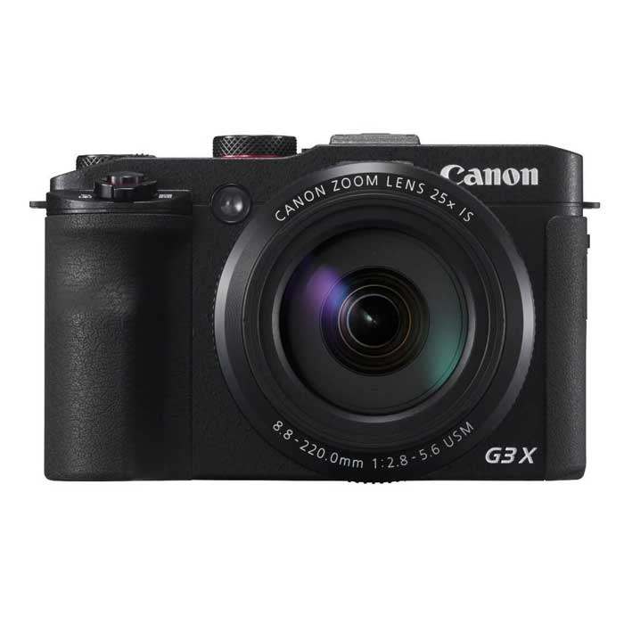 Canon PowerShot G3X Digital Compact Camera
