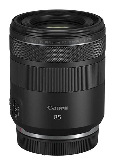 Canon RF 85mm f2 IS STM