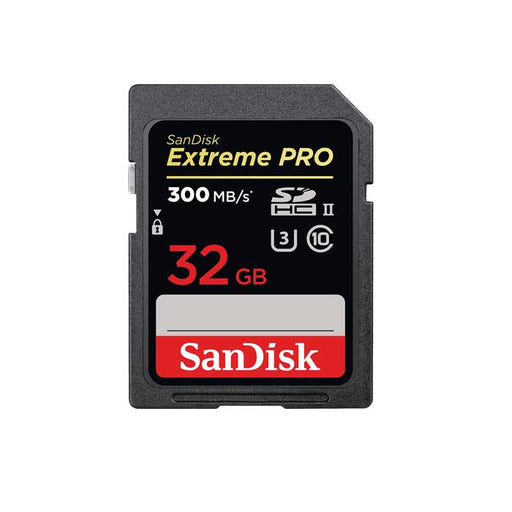 Sandisk Extreme Pro SD UHS-II Memory Card