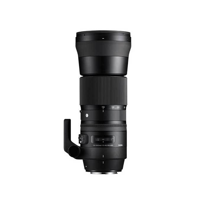 Sigma 150-600mm f/5-6.3 DG OS Contemporary