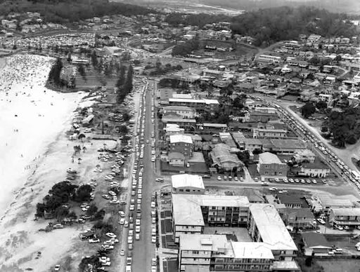Central Burleigh Heads 1969