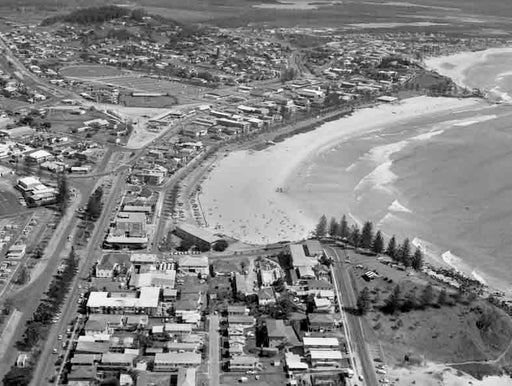 Greenmount Beach & Hill 1970