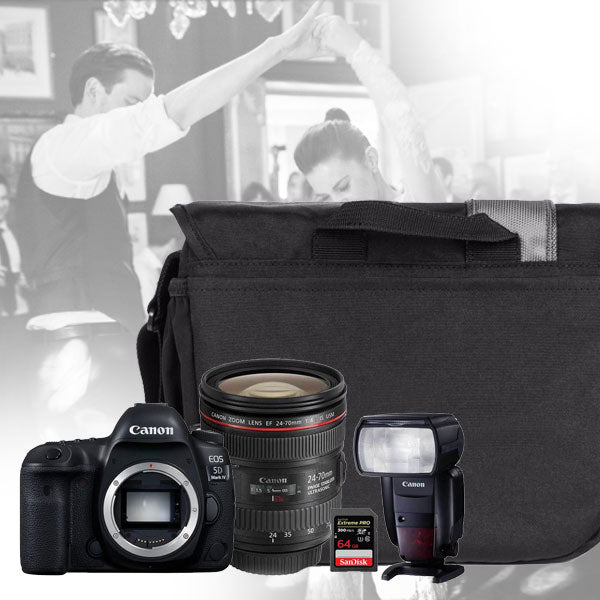 Canon Pro All Rounder Kit