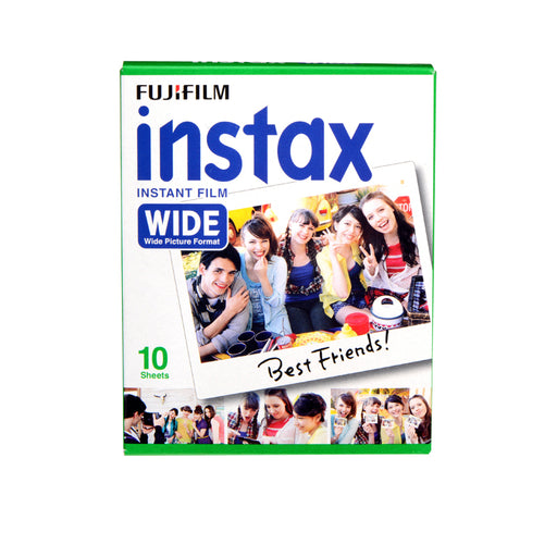 FUJIFILM 10 Pack Instax Wide Camera Film