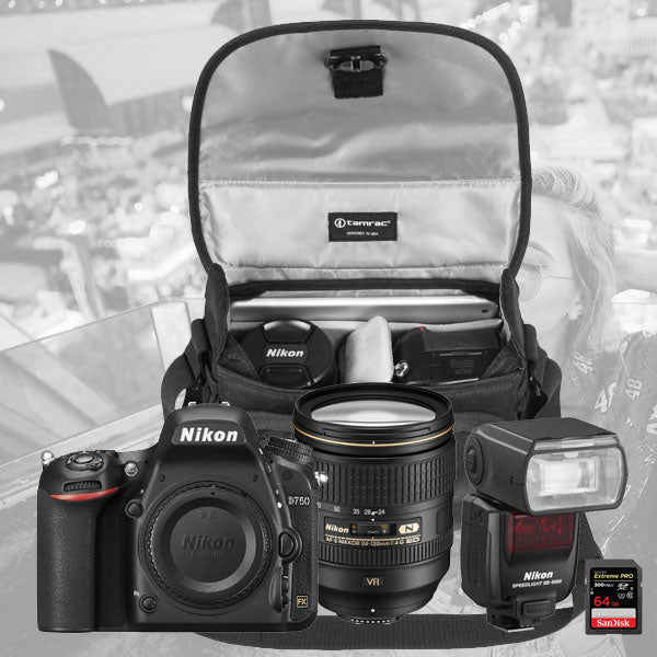 Nikon Pro All Rounder Kit