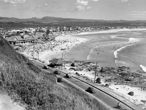 Christmas Kirra Beach 1956