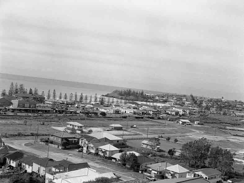 Coolangatta Railway station 1948
