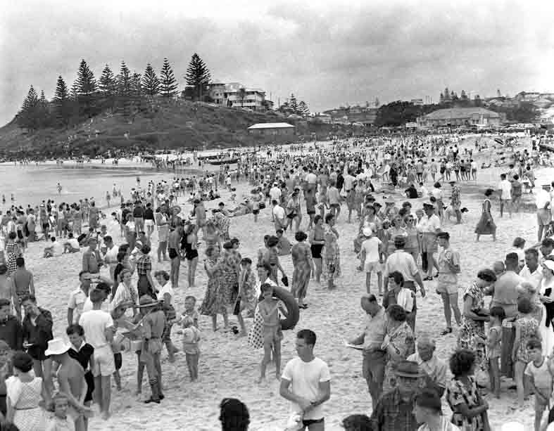 Greenmount Beach SLS Event 1960s Wades World Photographics