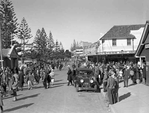Fisherman picnic event 1930's