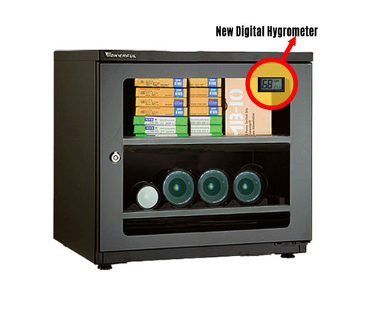 Wonderful WD-086C Digital Hygrometer Dry Cabinet 69L
