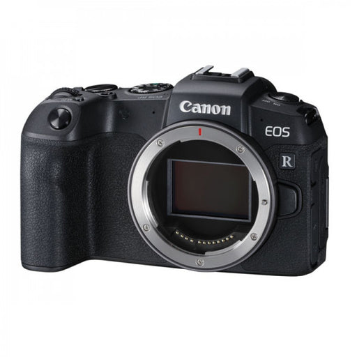 Canon EOS RP Body Full Frame Mirrorless Camera w Adapter