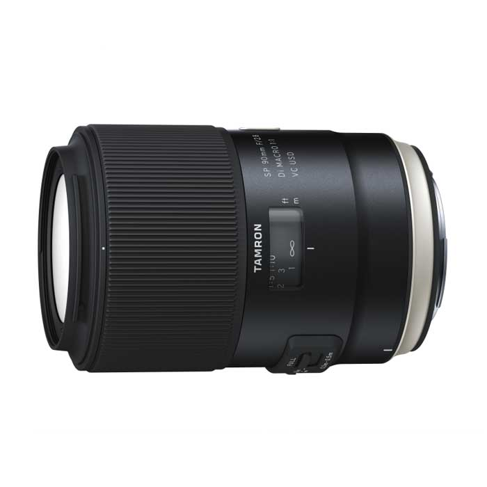 Tamron SP 90mm F/2.8 Macro Di VC USD