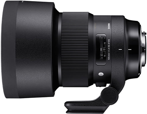 Sigma 105mm F1.4 DG HSM Art Lens