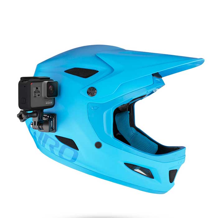 Gopro Helmet Front And Side Mount Wades World Photographics