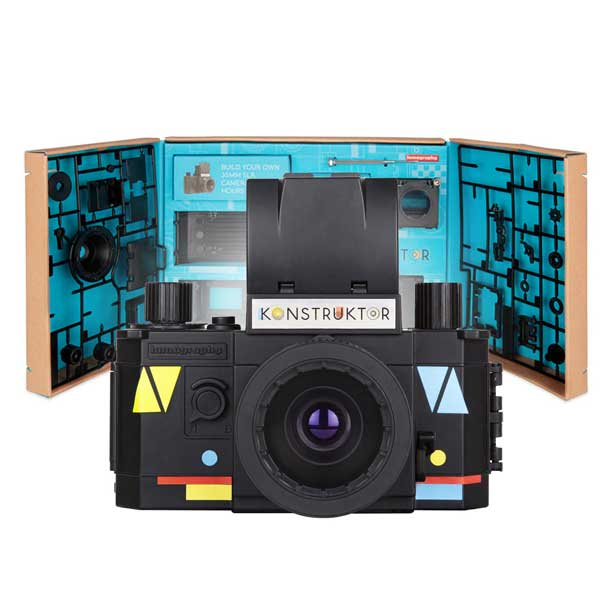 Lomography Konstruktor Super SLR DIY Kit