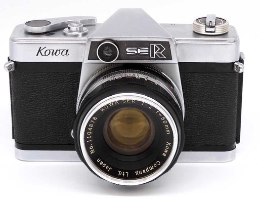 Kowa seR with 50mm lens