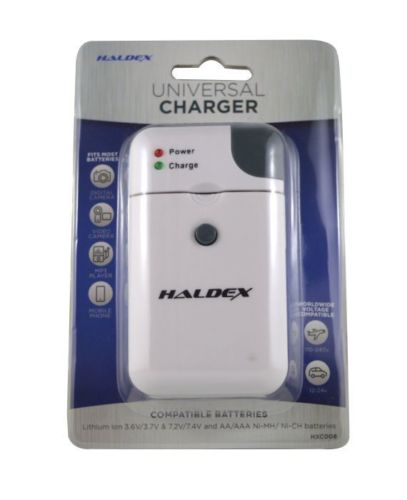 Haldex Universal Charger White / USB Output