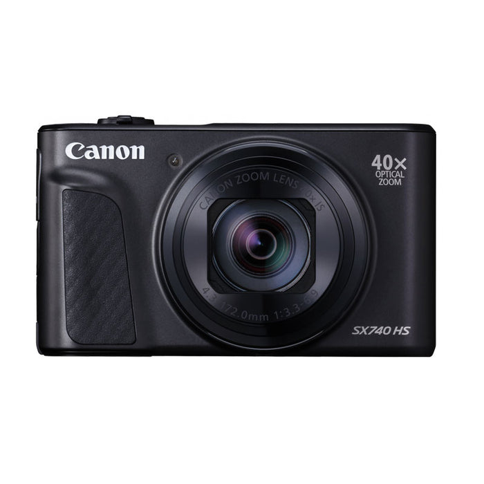 Canon PowerShot SX740 HS Digital Compact Camera