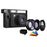 Lomo'Instant Wide Camera and Lenses (Black Edition)