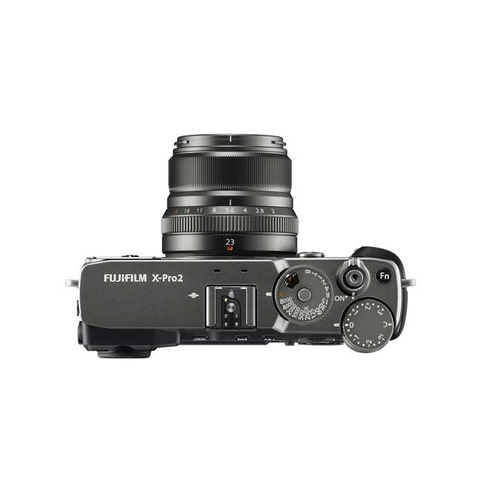 FUJIFILM X Pro2 Mirrorless Camera