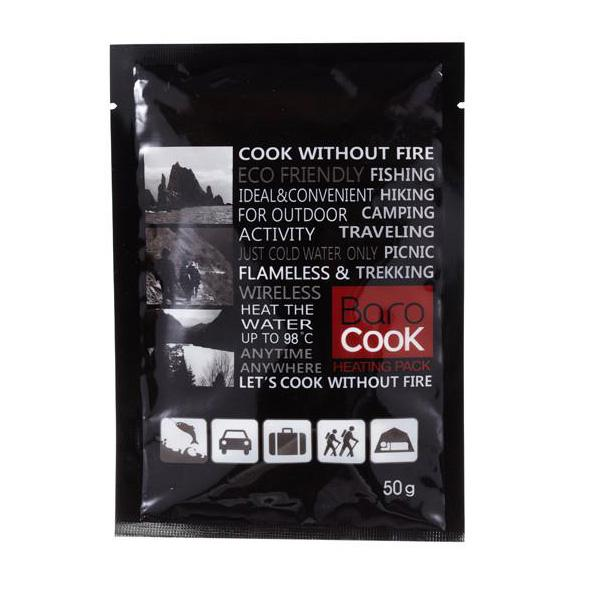10-Pack of Large Eco-Friendly Heat Packs for Flameless Cooking