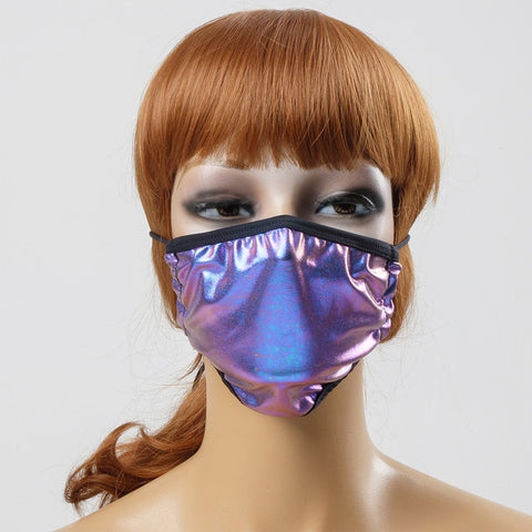 HOLO DREAMS Fashion Face Mask