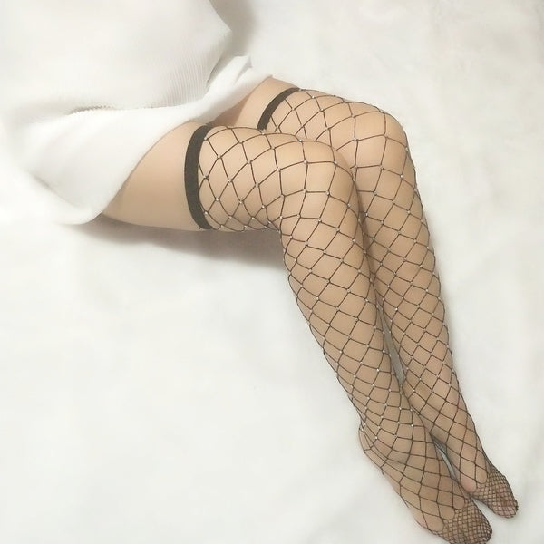 Bling Rhinestone Stockings
