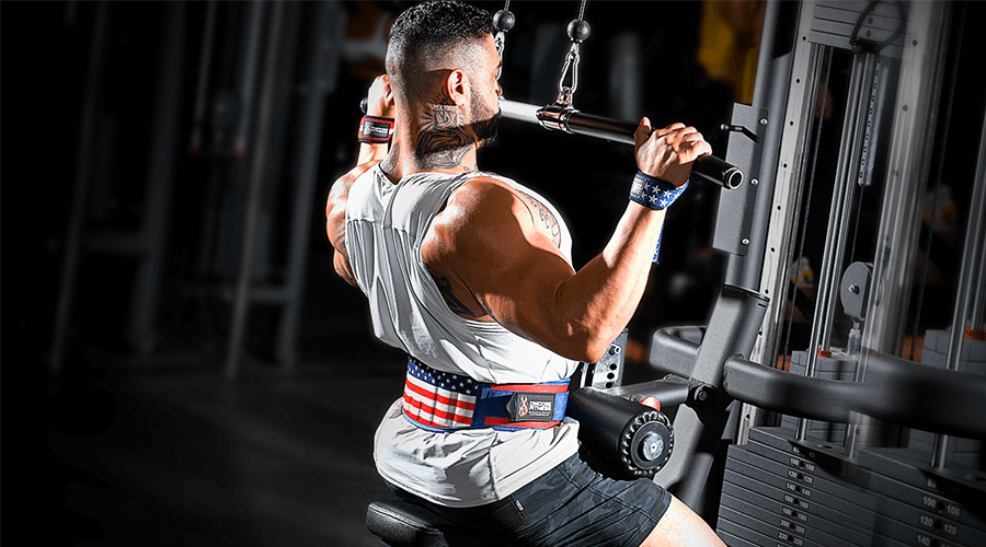 HOW TO USE WEIGHT-LIFTING BELT
