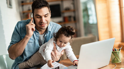 Working from Home with Kids Is Impossible – How to Overcome it?