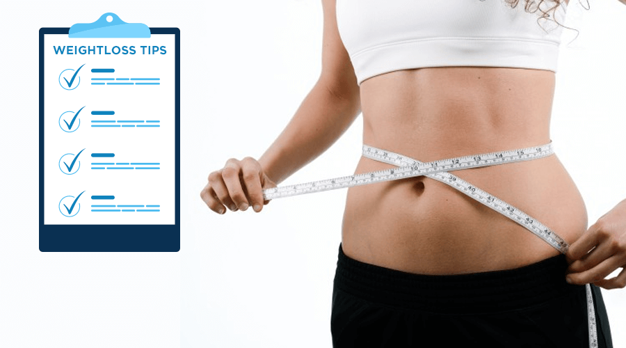 Ten Weight Loss tips to swear by!