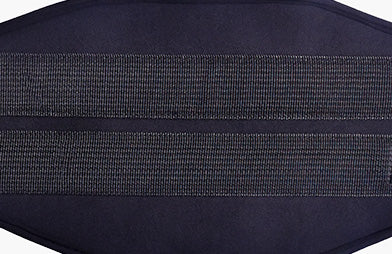 REINFORCED DOUBLE STITCHING