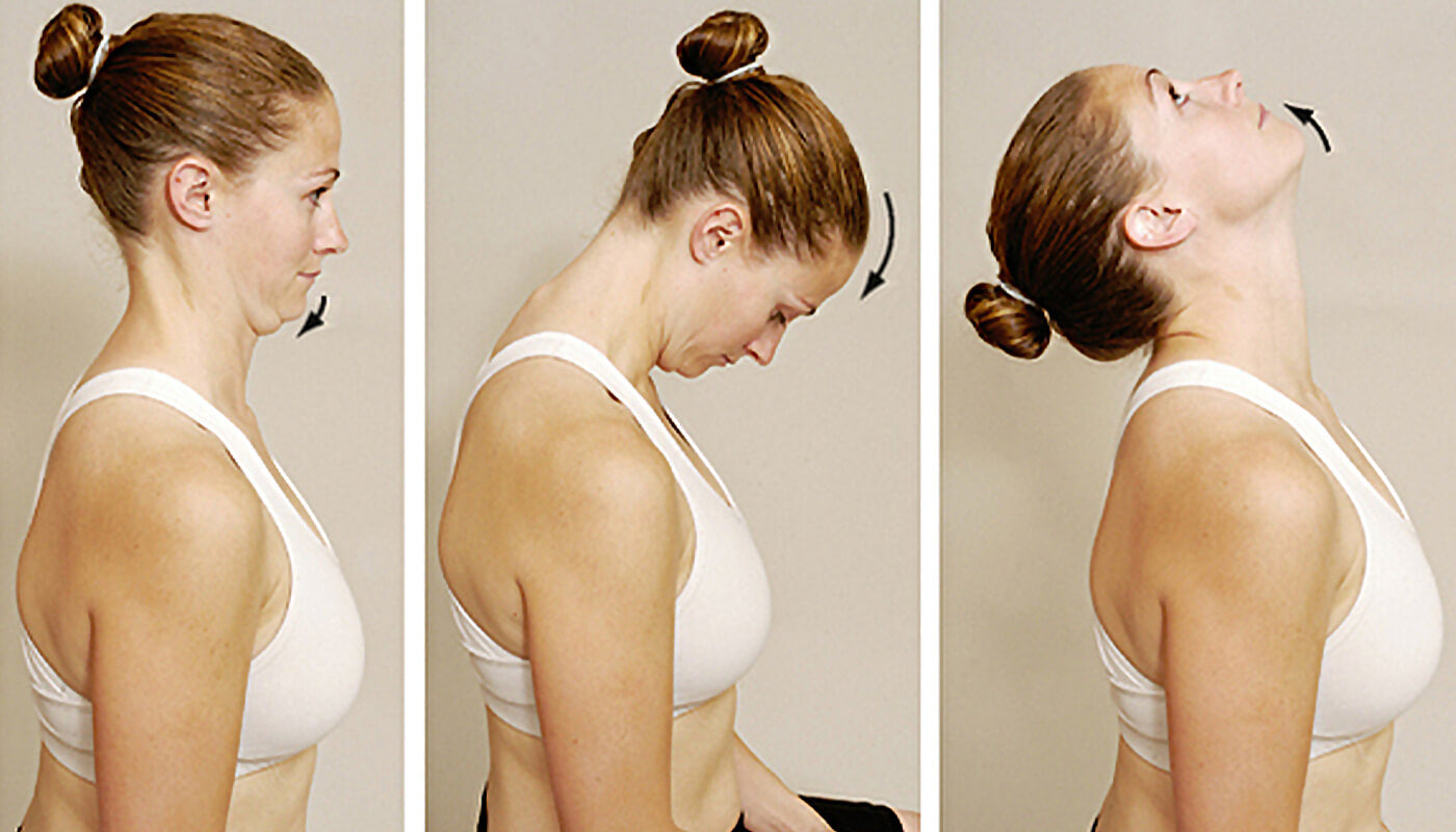 Head and Neck Movements