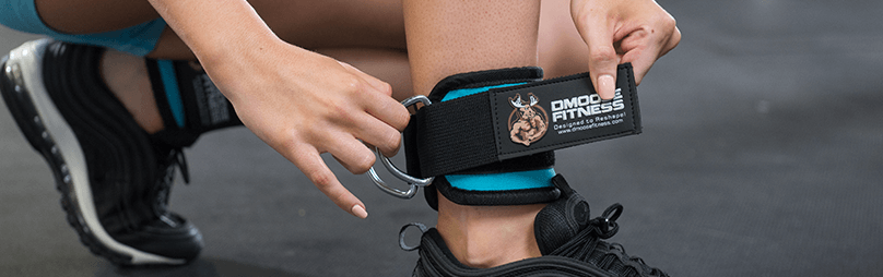 Cable Machine Ankle Straps (Single or Pair)