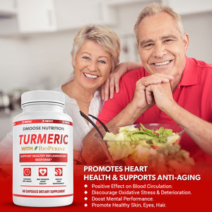 Turmeric with BioPerine®
