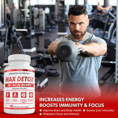 Max Detox | Cleanse Pills For Weight Loss