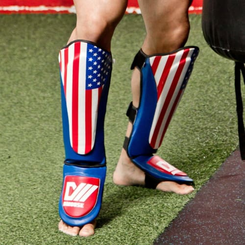 DMoose Sports Professional MMA Shin Guards - Sports