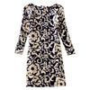 Dress Long Sleeves Diane Cloud - MUSEAE