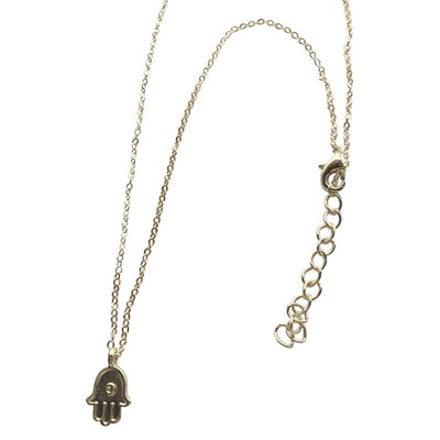 Necklace Fatima Hand Gold Dipped - MUSEAE