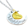 Love Necklace Daughter - MUSEAE