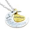 Love Necklace Brother - MUSEAE