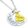 Love Necklace Granpa - MUSEAE