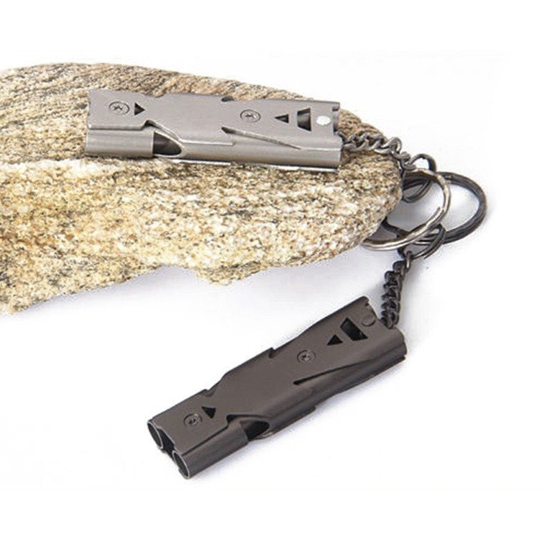 Double-frequency Survival Whistle - MUSEAE