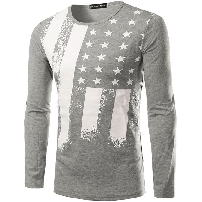 T-Shirt Men USA - MUSEAE